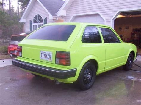 Mrtinytunes's 1982 Honda Civic In Gainesville, Ga