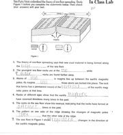 sea floor spreading worksheet answer key thefloors co