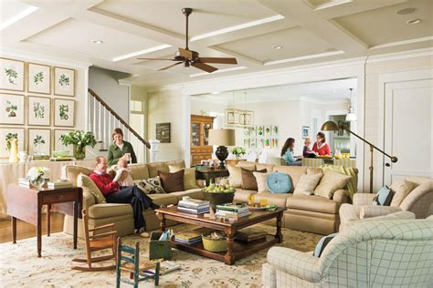 make room for family 106 living room decorating ideas southern living