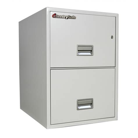 sentry 2g2510 2 drawer file cabinet with impact resistance fireproof files free shipping