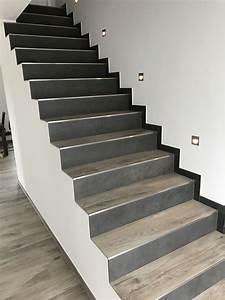 Treppen Fliesen Holzoptik : treppe fliesen in holzoptik 2 verschiedene farben schody pinterest treppe fliesen ~ Markanthonyermac.com Haus und Dekorationen