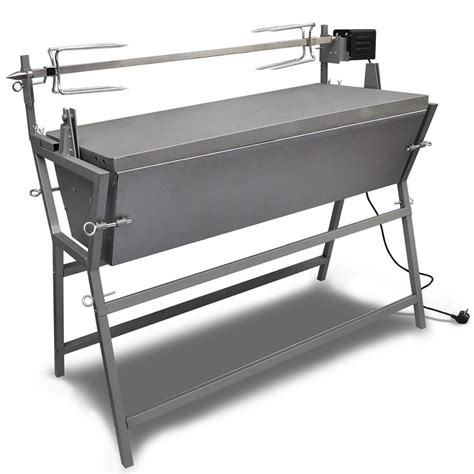 barbecue grill pro tournebroche lat 233 ral mechoui francky shop