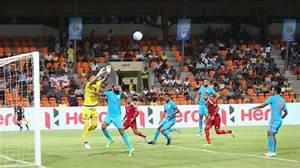 Sandesh Jhingan, Jeje Lalpekhlua win it for India versus Nepal
