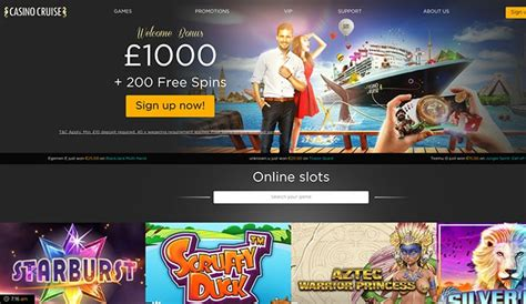 Casino Cruise Online Review by Casino Cruise Review Games Bonuses Payment Methods