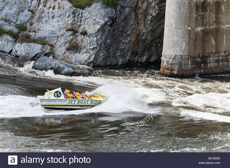 Brunswick Boat Group Stock by Canada New Brunswick Saint John Jet Boat On Reversing