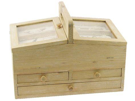 boite 224 couture en bois id 233 e cadeaux f 234 te des m 232 res