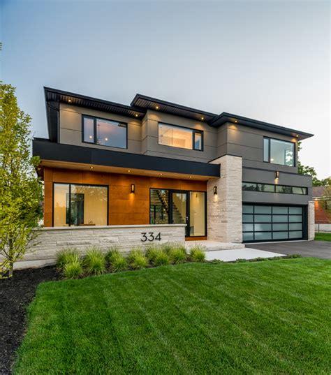 Southview Modern Home  Contemporary  Exterior  Toronto
