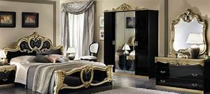 Möbel Schlafzimmer Komplett : komplett topseller barocco schlafzimmer stil klassik moebel italien hochglanz ebay ~ Markanthonyermac.com Haus und Dekorationen