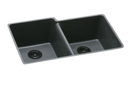 elkay gourmet e granite undermount sink elgu250r