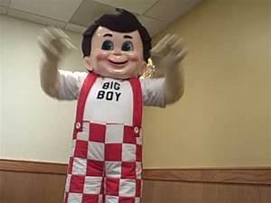 Frisch's Big Boy Chicken Dancing - YouTube
