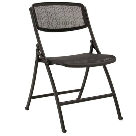 mity lite folding chair mesh one folding chairs