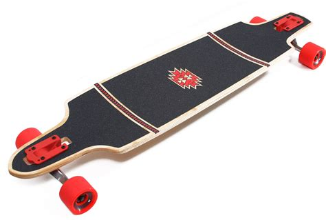 globe spearpoint bamboo 40 quot longboard deck free shipping