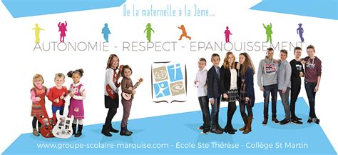 le groupe scolaire groupe scolaire marquise