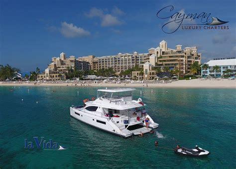 Catamaran Rental Grand Cayman by Day Charters Cayman Luxury Charters