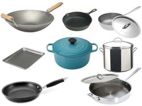 equipment 9 essential pots and pans serious eats