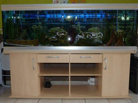 a vendre aquarium rena 600 l et meuble