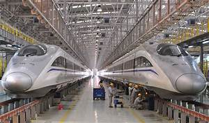 China contemplates building a high-speed train — to the US ...