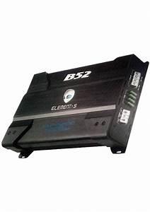 ELP-5201 D - B52 - Amplificadores de Auto - Línea Element-5