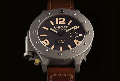 U Boat Watch Limited Edition by U Boat U 1942 Limited Edition Watch