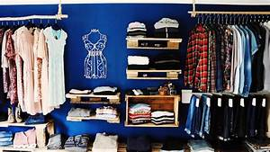 Offener Kleiderschrank Selber Bauen : begehbarer kleiderschrank diy offenes kleidersystem mal anders ~ Markanthonyermac.com Haus und Dekorationen