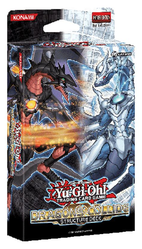 a world of duelists dragons collide structure deck review