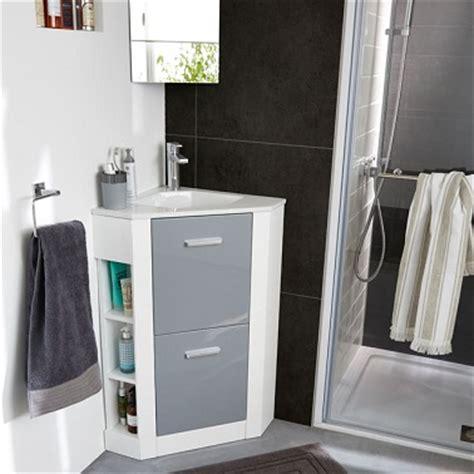 plan vasque d angle pour salle de bain castorama