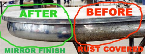 Here's How You Can Remove Rust From Chrome In Minutes
