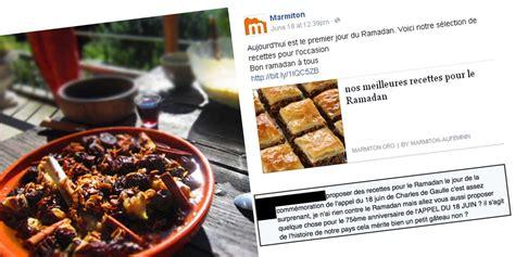 recettes de cuisine marmiton