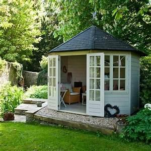 Wie Baue Ich Ein Gartenhaus : mehr als 40 vorschl ge wie sie ein gartenhaus selber bauen ~ Markanthonyermac.com Haus und Dekorationen