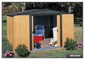 arrow woodlake shed wl108