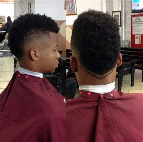15 Black Mens Mohawk Hairstyles   Mens Hairstyles 2017