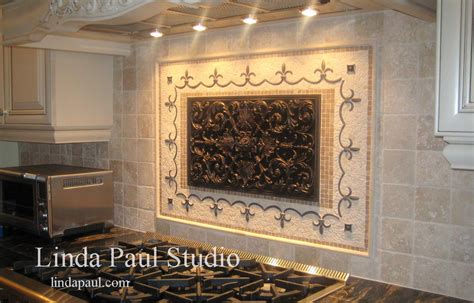 kitchen backsplash tile murals by paul studio by paul at coroflot