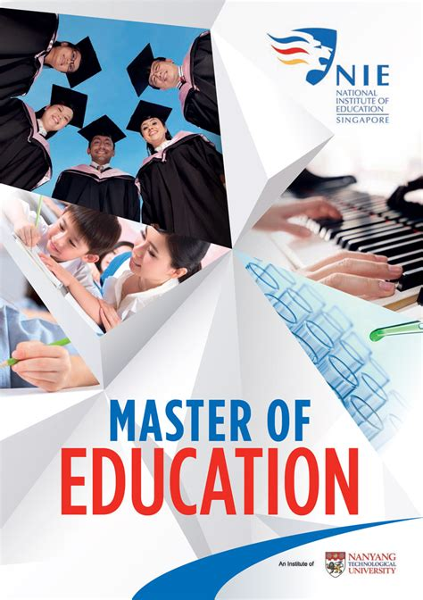 Master Of Education  National Institute Of Education (nie. Writing A Appeal Letter For College. Is The World Black And White Template. Cover Letters Templates. Shopping List Template Word. Thank You Letter Template Word Template. Jobs You Can Get With A Mba Template. Home Insurance Quote Sheet. Relocation Cover Letter Template