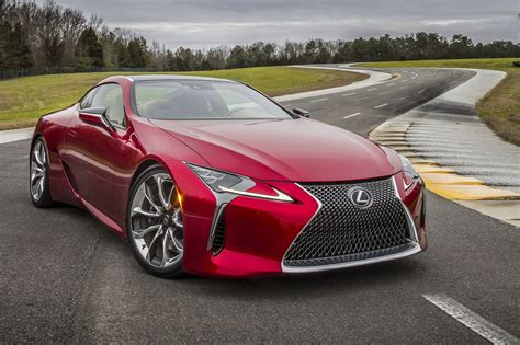 Hear The 2018 Lexus Lc 500 And Its Epic Exhaust Note