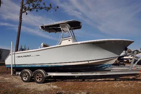 Used Sea Hunt Boats For Sale In North Carolina used power boats sea hunt boats for sale in north carolina