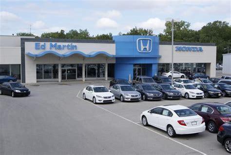 Ed Martin Honda Car Dealership In Indianapolis, In 46219