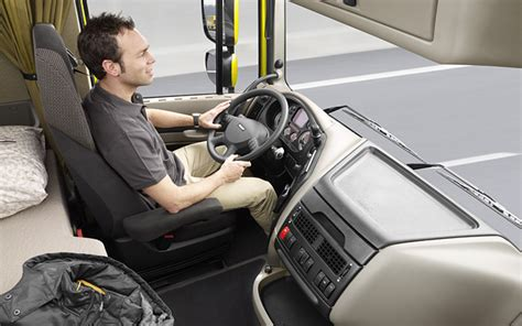 interieur daf corporate