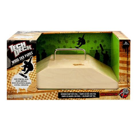 tech deck wooden wood finger skate board skate park r