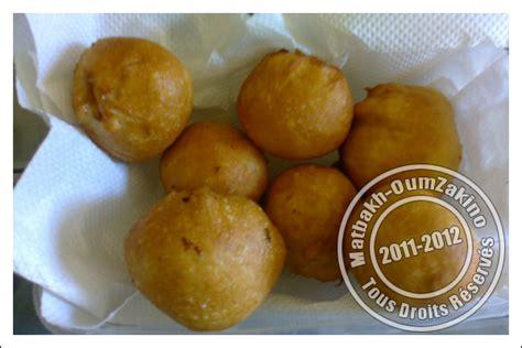 beignet a la fraise matbakh oumzakino