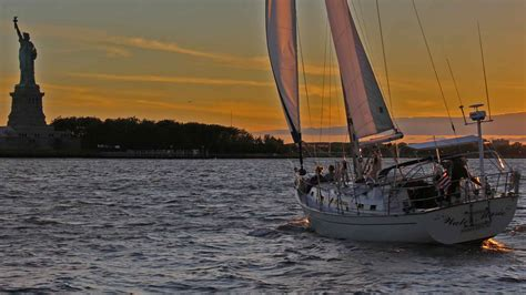 Yacht Boat Music by Sailboat Water Music Yacht Rental In Jersey City