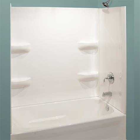 lyons elite corner shelf 3 bathtub wall kit at menards 174