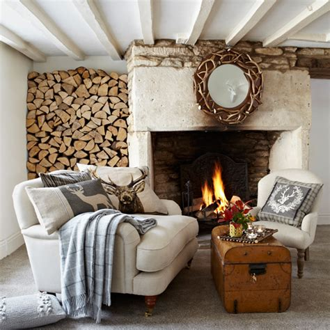 country living room ideas uk rustic country living room ideal home