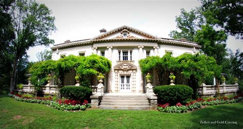 Garden Wedding Venues In Maryland liriodendron mansion bel air bryan george