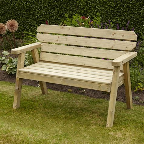 Exmouth 4ft Bench