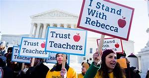 Supreme Court Seems Poised to Deal Unions a Major Setback ...