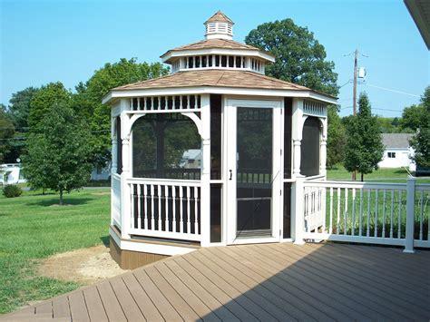 Gazebo : St. Louis Decks, Screened Porches, Pergolas By