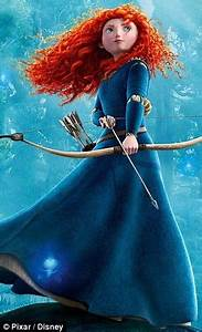 Parents' fury after Disney gives Brave heroine Merida ...