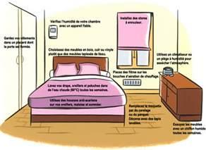 traitement acariens les acariens dans la maison et la chambre