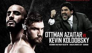 MMA News: Maradona voices his support for Azaitar at Brave 2