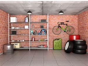 Regal Für Garage : ausstattung und zubeh r f r garage und carport ~ Markanthonyermac.com Haus und Dekorationen